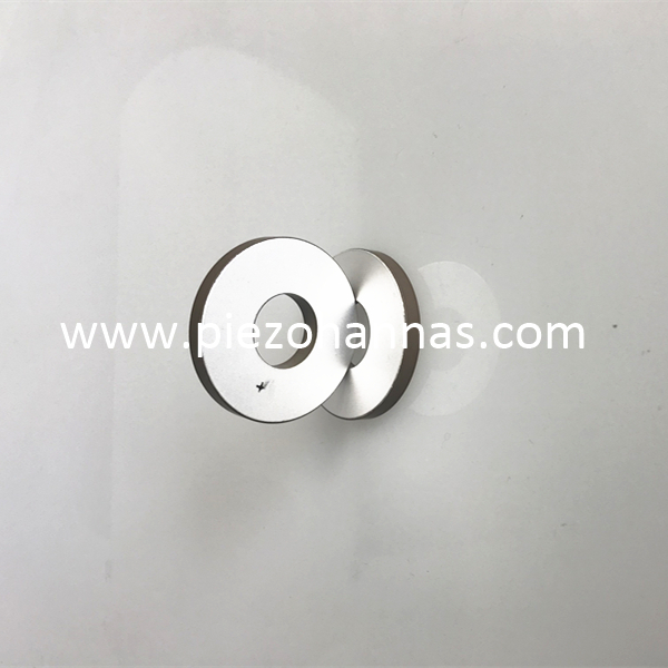 P8 Material Piezo Ceramic Ring for Ultrasonic Motor