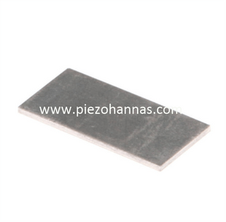 PZT4D Piezo Ceramic Plate Energy Generation for Transducer