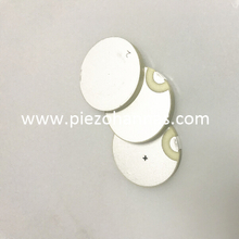 700 KHz Ceramic Disc Piezoelectric Ceramic for Doppler Velocity Logs
