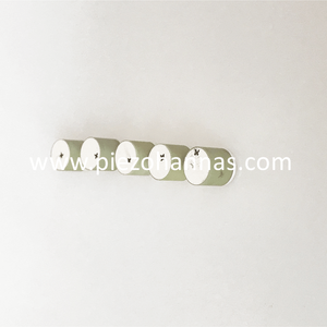 Piezo Ceramic Crystal Quartz Rod for Transducer Crystal
