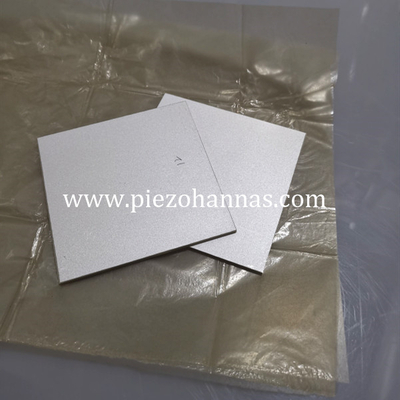 High Power Piezo Ceramic Plate for Underwater Transducer
