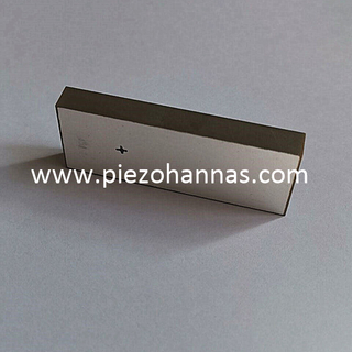 Stock Pzt8 Material Piezoelectric Plates for Transducer